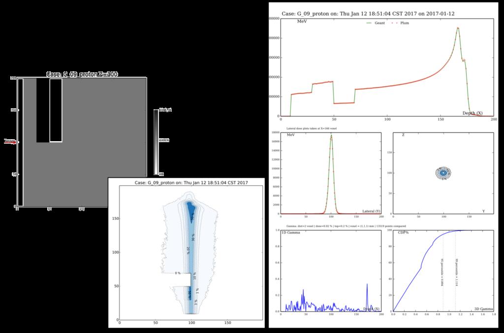 Radyalis Proton Simulation Example